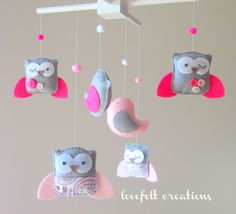 Need to show my sister...something like this would be cute for the forest-themed nursery she's talked about