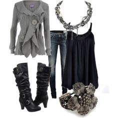 Perfect outfit for going out