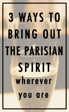 Superior 3 WAYS TO BRING OUT THE PARISIAN SPIRIT WHEREVER YOU ARE | WHITNEY IN PARIS  X Pictures
