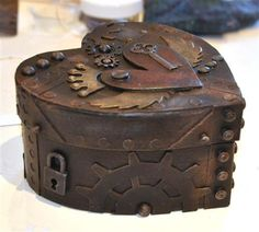 Image result for altered boxes diy