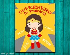 Hey, I found this really awesome Etsy listing at https://www.etsy.com/listing/181230025/superhero-in-training-superhero-bedroom