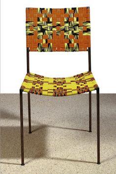 Chair (circa 2002) by Franz West