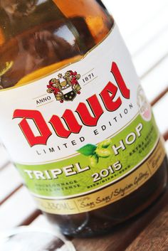 We were finally able to get some Duvel Triple Hop 2015 bottles. And the wait was worth it! Take a look at our post to read more about it! http://totallybeer.com/conteudo/684/21/21/Beer_World-Beer_World-Beer_Tasting:_Duvel_Triple_Hop_2015#.VT7kDM672u5