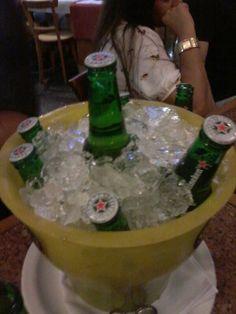 #beer #cerveja #riodejaneiro #bar #heineken #heinekengelada