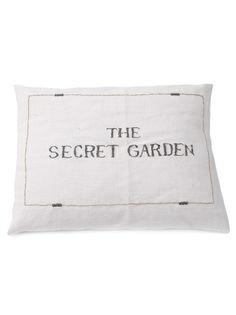 MASSIMO ALBA - linen pillow