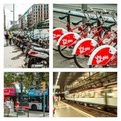 Barcelona transportation carissa rogers goodncrazy photography #rogersinspain