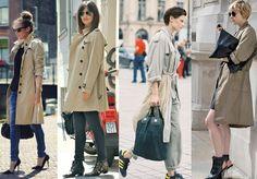 #Tendencias #Moda #Trench #Dolceevita