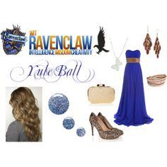 Ravenclaw - Yule Ball