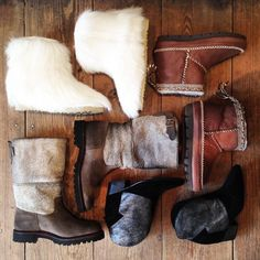 Winter Boots from Calypso St. Barth
