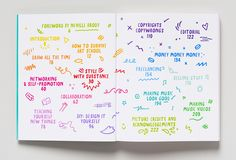 Kate Moross Releases First Book, 'Make Your Own Luck'