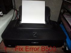 How to Remove the error in CANON – Tolitstech Canon, How To Remove, Cannon