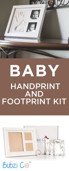 Create treasured memories with this easy DIY craft project. This baby keepsake project allows you to lovingly capture the essence of your precious baby by making impressions of his or her little hands and feet.