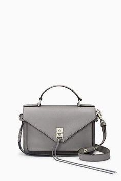 Rebecca Minkoff Small Darren Messenger Luxury Bags b5fb6cc9e8c