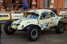 Herbie does dakar! | DRIVETRIBE