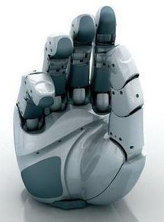 cyberpunk, future, robot hand, mech hand