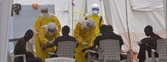 """Artículo """"El ébola es la enfermedad de la disciplina"""".  Ya tenemos el primer contagio en España... En temas tan vitales como el ébola... ¿por qué nos cuesta tanto aprender de los demás?."""