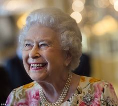 The Queen hosted more than 500 guests at Buckingham Palace tonight for her annual enterprise awards