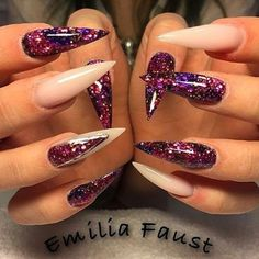 This lovey and adorable nail arts are very much Imitable for those who are very much worried for the summer season. In this time you can have one of these nail arts and you may wear any type of dresses with any hair styles. Overall these lovely designs are very much adorable for adults and kids.  #SummerAcrylicNailsArt #AcrylicNailsArt #SummerNailsArt