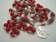Unbreakable Chaplet Of The Tears Of Blood by robertd5198 on Etsy, $375.00