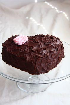 Devils Food, Nigella, Something Sweet, Cake Recipes, Pie, Chocolate, Orange, Baking, Tuli