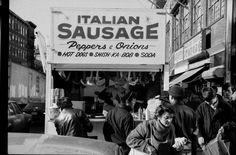 Italian Sausage, Little Italy, 20th Century
