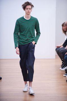 Comme des Garçons Shirt - Spring 2016 Menswear - Look 8 of 60