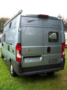 WildAx Motorhomes Manufacture Sell And Hire We 3 4 Berth Built On Panel Van Conversions