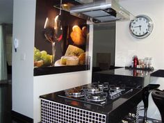 cozinhas on Pinterest Small Kitchens, Madeira and Kitchens