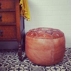 A Bohemian Life: Photo Bohemian Decor, Fair Trade, Moroccan, Home Goods, Leather, Inspiration, Furniture, Life Photo, Design