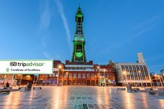 2nt Blackpool Stay, Breakfast, Prosecco & Late Checkout for 2