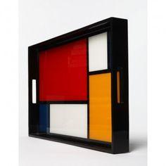 plateau Mondrian artedum 189 E