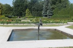 fontanna z baletnicą 1
