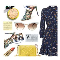"""""""YESSTYLE.com"""" by monmondefou ❤ liked on Polyvore featuring Gucci and Italina"""