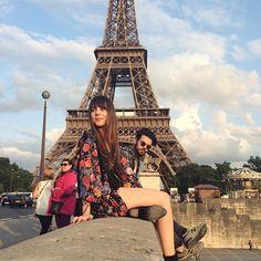 Chegay Paris! #leoegipelaeuropa #partiueurotrip #parisisburning