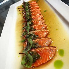 Seafood buffet ideas life new Ideas Sushi Recipes, Salmon Recipes, Seafood Recipes, Asian Recipes, Cooking Recipes, Healthy Recipes, Sushi Comida, Sashimi Sushi, Seafood Buffet