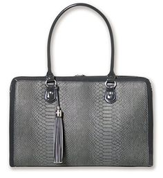 New Trending Briefcases amp; Laptop Bags: BfB Laptop Notebook Computer Shoulder Bag For Women - Hand Made Briefcase With Up To 17 Inch Laptop Sleeve - Business Can Be Beautiful - CHARCOAL GREY. BfB Laptop Notebook Computer Shoulder Bag For Women – Hand Made Briefcase With Up To 17 Inch Laptop Sleeve – Business Can Be Beautiful – CHARCOAL GREY  Special Offer: $149.25  188 Reviews Tired of Boring Laptop Bags? Looking for Bag Combining Beaut