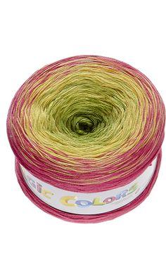 Magic Colors par Lammy Yarns Pelotte de Laine - Différents coloris