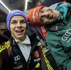 Stephan Leyhe, Andreas Wellinger, Ski Jumping, Volleyball, Skiing, Sports, Jumpers, Germany, Ships