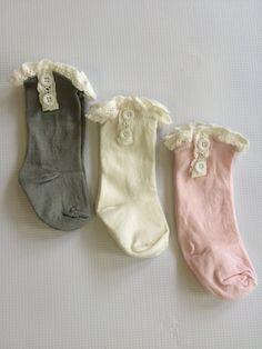 Baby Boot Socks