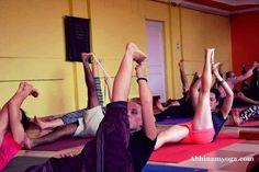 Abhinam's Drop-in yoga classes offer a flexible schedule of morning Ashtanga Vinyasa and evening Iyengar Hatha yoga classes at Dharamkot in Dharamsala. For more details: http://www.abhinamyoga.com/yoga-classes-in-dharamsala/