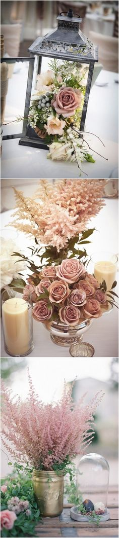 dusty rose, wedding inspiration.