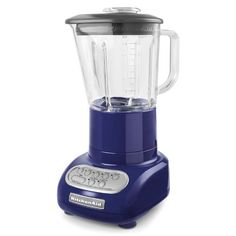 The 5-Speed KitchenAid Blender provides outstanding performance, durability, with an easy to clean design. This Blender is designed to concur those everyday kitchen tasks from