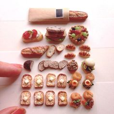 Doll breads