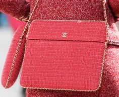 Collezione borse Chanel Autunno Inverno 2016-2017 - Set borse rosa Chanel