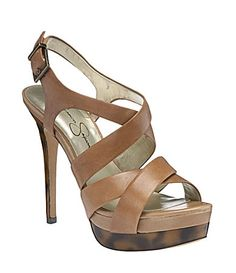 Jessica Simpson pumps - I love her shoes.