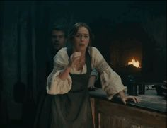 """For those unfamiliar with the musical (which is most people, alas!), the trailer also outlines the central plot, i.e., The Witch sending The Baker (James Cordon) and The Baker's Wife (Emily Blunt) on a quest to break a curse. 