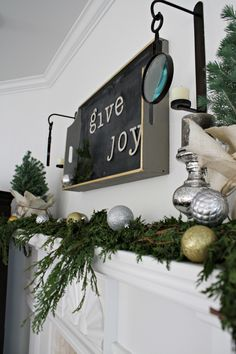 Love The Chalkboard Paint
