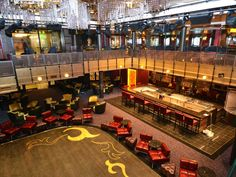 Royal Caribbean QUANTUM OF THE SEAS: Music Hall will feature live bands, dancing and signature parties.