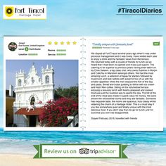Dear Guest, we really appreciate that you took the time to send valuable comments about your stay at our hotel, especially for mentioning our great customer service, our ambience and the very central location. Looking forward to welcome you soon again.  #FortTiracol #Goa #HeritageHotel #TiracolDiaries #Reviews #TripAdvisor http://www.forttiracol.in/