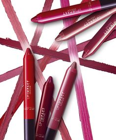 Oriflame Lip Impact Crayon - My new favorite! Too bad there are only 4 colors availablen here..